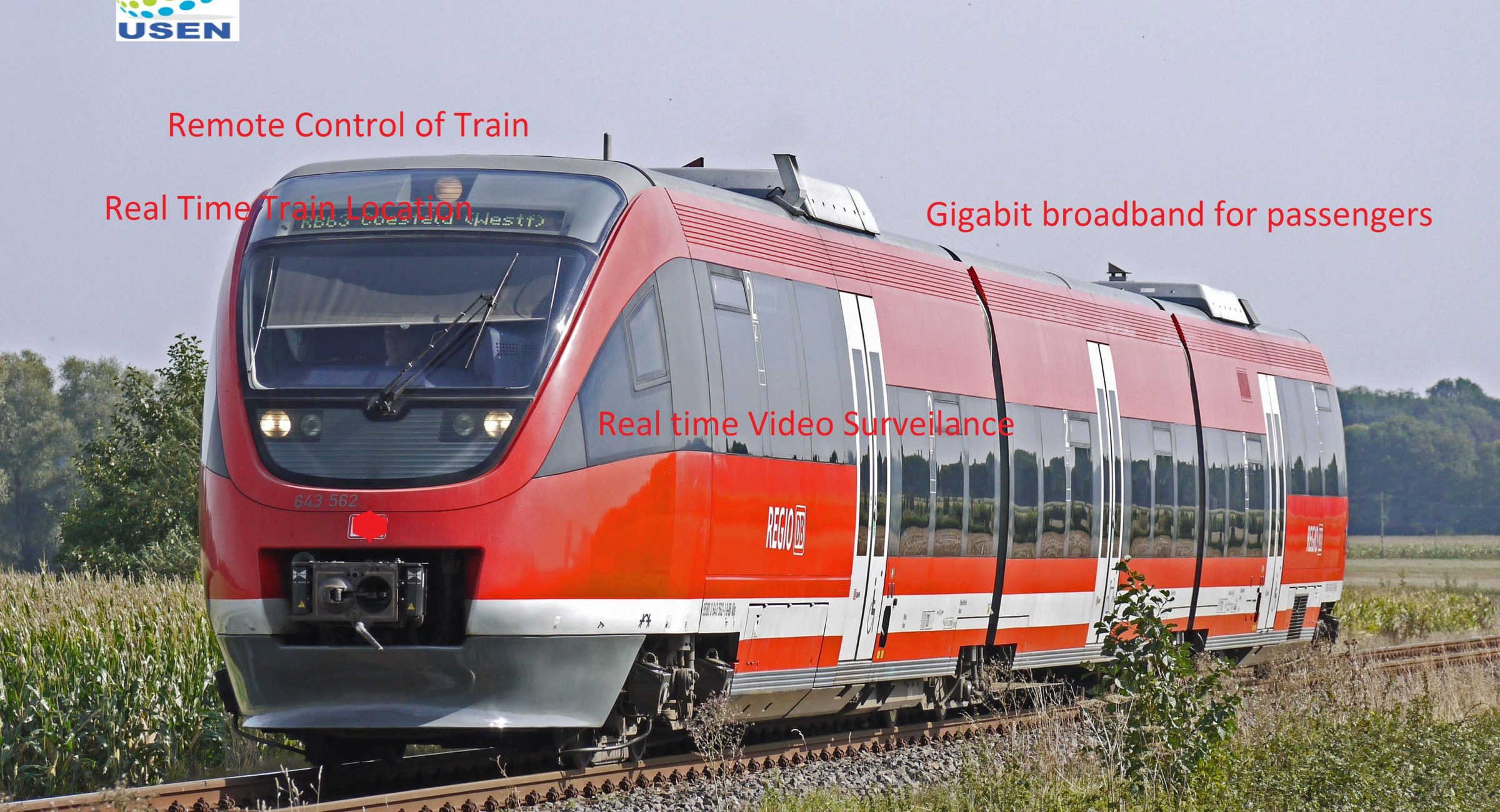 usen train
